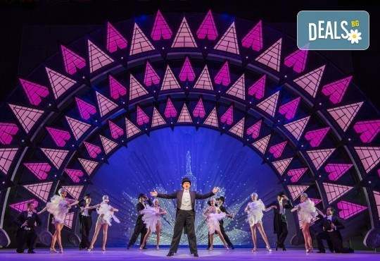 """За първи път в Кино Арена! Прожекция на мюзикъла """"Един американец в Париж"""" по музика на Гершуин, на 15 септември от 20.00 часа, в киносалоните в страната - Снимка 3"""