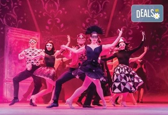 """За първи път в Кино Арена! Прожекция на мюзикъла """"Един американец в Париж"""" по музика на Гершуин, на 15 септември от 20.00 часа, в киносалоните в страната - Снимка 4"""