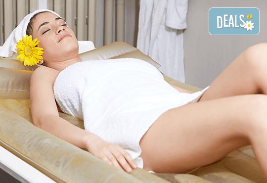 За пълен релакс и отпускане! 55-минутен масаж на цяло тяло на водно легло в Anima Beauty&Relax - Снимка 1