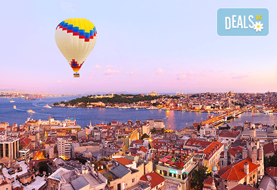 Посрещнете Нова година 2019 в хотел Bekdas De Lux 4*, Истанбул! 3 нощувки със закуски, транспорт и богата туристическа програма - Снимка 6