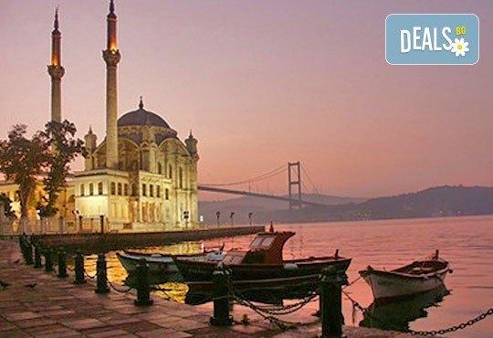 Посрещнете Нова година 2019 в хотел Bekdas De Lux 4*, Истанбул! 3 нощувки със закуски, транспорт и богата туристическа програма - Снимка 4