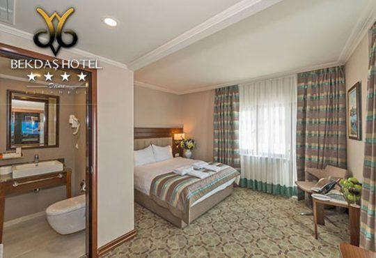 Посрещнете Нова година 2019 в хотел Bekdas De Lux 4*, Истанбул! 3 нощувки със закуски, транспорт и богата туристическа програма - Снимка 9