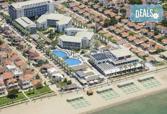 На море в Кушадасъ, Турция, през септември или октомври! 7 нощувки на база All Inclusive в Palm Wings Kusadasi Beach Resort&Spa 5* и възможност за транспорт! - Снимка 13