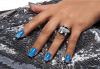 Декоративен и траен маникюр в стил омбре с най-новите гел лакове на Astonishing Nails в дермакозметичен център Енигма в Пловдив! - thumb 4