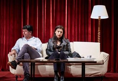 """Гледайте Станка Калчева и Силвия Лулчева в """"Като трохи на прозореца"""" на 29.09. от 19 ч. в Младежки театър, камерна сцена, 1 билет - Снимка"""