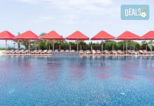 На море през септември в Чешме, Турция, с Глобус Холидейс! 7 нощувки All Inclusive в хотел Grand Hotel Ontur Cesme 5*, безплатно за дете до 12 г. - Снимка 11