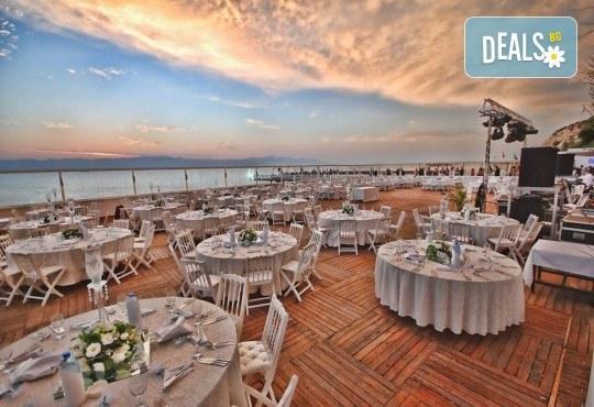 На море през септември в Чешме, Турция, с Глобус Холидейс! 7 нощувки All Inclusive в хотел Grand Hotel Ontur Cesme 5*, безплатно за дете до 12 г. - Снимка 12