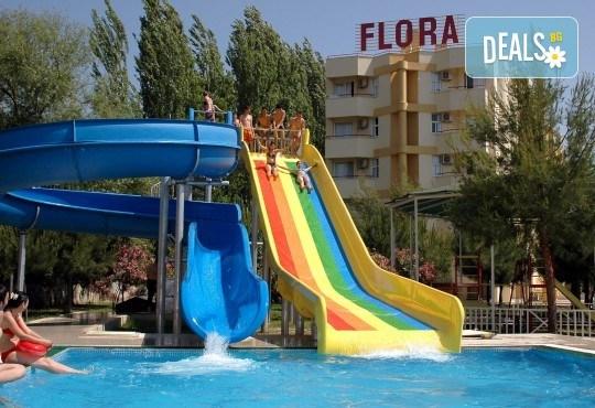 Изпратете лятото с почивка във Flora Suites 3*, Кушадасъ, Турция! 7 нощувки на база All Inclusive и възможност за транспорт! - Снимка 2