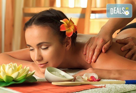 Пълен релакс за тялото и ума с 55-минутен хавайски масаж ломи-ломи на водно легло в Anima Beauty&Relax! - Снимка 3