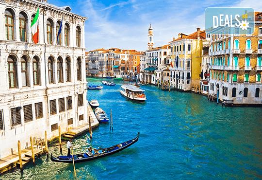 Златна есен в Италия с Молина Травел! 2 нощувки със закуски в хотел 3* в Лидо ди Йезоло, транспорт, програма във Венеция и възможност за екскурзия до Верона и Падуа - Снимка 1