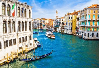 Златна есен в Италия с Молина Травел! 2 нощувки със закуски в хотел 3* в Лидо ди Йезоло, транспорт, програма във Венеция и възможност за екскурзия до Верона и Падуа - Снимка