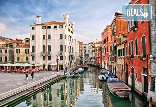 Златна есен в Италия с Молина Травел! 2 нощувки със закуски в хотел 3* в Лидо ди Йезоло, транспорт, програма във Венеция и възможност за екскурзия до Верона и Падуа - Снимка 2