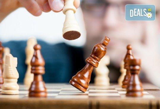 2 посещения на шах за деца, нова група в Sofia International Music & Dance Academy! - Снимка 2
