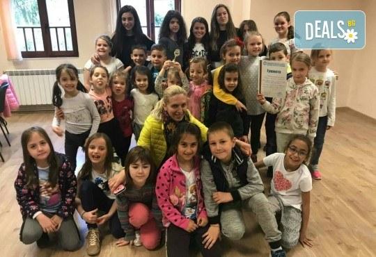 Открийте таланта на Вашето дете! 1 или 4 посещения на детска вокална група Палави ноти в Sofia International Music & Dance Academy! - Снимка 2