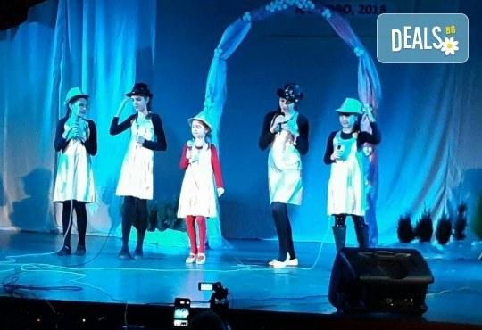 Открийте таланта на Вашето дете! 1 или 4 посещения на детска вокална група Палави ноти в Sofia International Music & Dance Academy! - Снимка 5