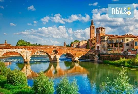 Екскурзия през октомври до Верона и Венеция, Италия! 3 нощувки със закуски в хотели 3*, транспорт, програма в Загреб и по желание посещение на Милано! - Снимка 8