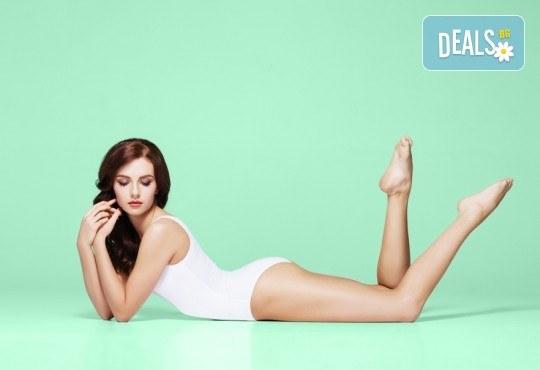 Оформете фигурата си! Пресотерапия на цели крака и седалище - 1 или 10 процедури, в Sense of beauty studio, кв. Младост 1! - Снимка 2
