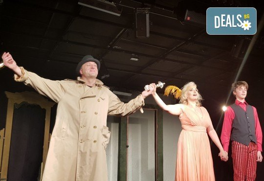 Гледайте представлението La Comedia на 27-ми септември (четвъртък) от 19:30 ч. в Нов Театър НДК! - Снимка 5
