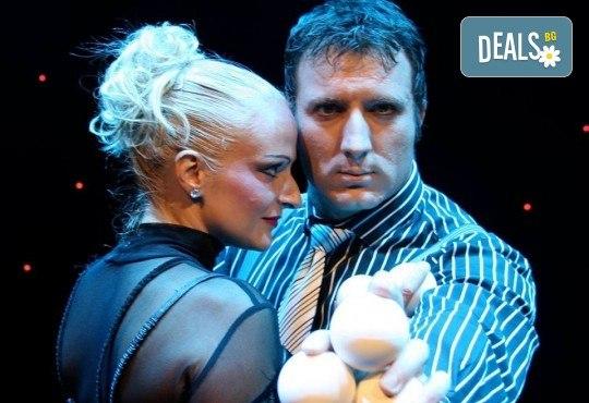 Гледайте представлението La Comedia на 27-ми септември (четвъртък) от 19:30 ч. в Нов Театър НДК! - Снимка 2