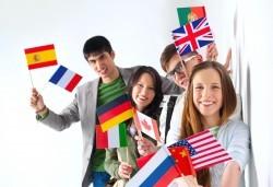Курс за начинаещи по английски, испански или френски език с включени учебни материали в езиков център Полиглота! - Снимка
