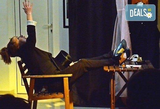 Гледайте музикалния моноспектакъл Ние, вие и аз на 21-ви септември (петък) в Нов театър - НДК! - Снимка 1