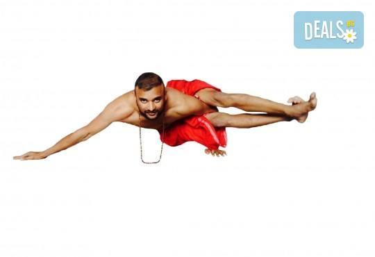 Хармония за тялото и ума! 2 или 4 посещения на йога с д-р Аман Суд в Sofia International Music & Dance Academy! - Снимка 8