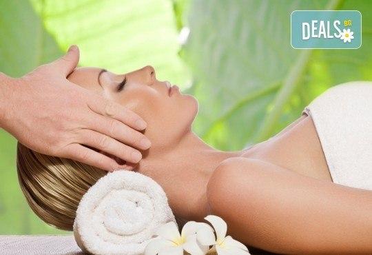 Спокойствие и релакс за тялото! Класически, релаксиращ или болкоуспокояващ масаж с био масла на цяло тяло и бонус: масаж на глава в салон Женско Царство! - Снимка 2