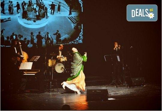 Зашеметяващата Милица Гладнишка в музикалния спектакъл Титанично, на 03.10. от 19ч. в Театър Сълза и Смях! - Снимка 3