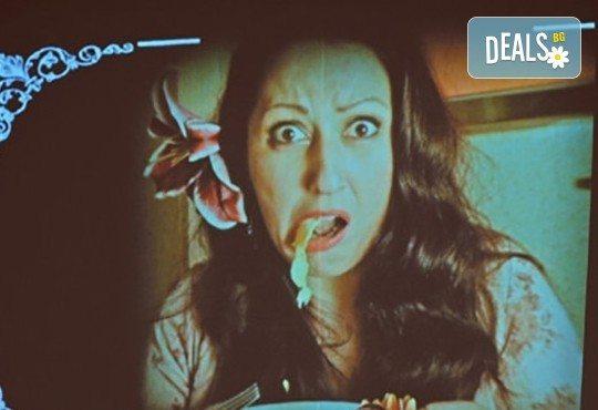 Зашеметяващата Милица Гладнишка в музикалния спектакъл Титанично, на 03.10. от 19ч. в Театър Сълза и Смях! - Снимка 2