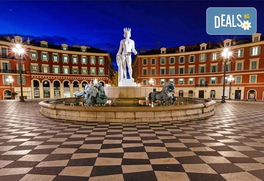 През октомври до Барселона, Лигурия, Сен Тропе, Монако и Ница! 5 нощувки със закуски, самолетен билет и полет до Милано, летищни такси, трансфери и туристически обиколки - Снимка 13