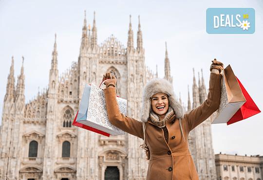 Самолетна екскурзия през декември до Милано и Френската ривиера! 3 нощувки със закуски, самолетен билет и летищни такси, екскурзовод и посещение на Генуа! - Снимка 1