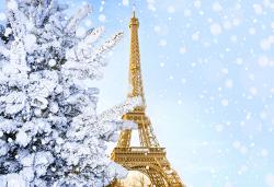 Романтика през декември в Париж, Франция! 3 нощувки със закуски, самолетен билет, летищни такси и трансфери! - Снимка
