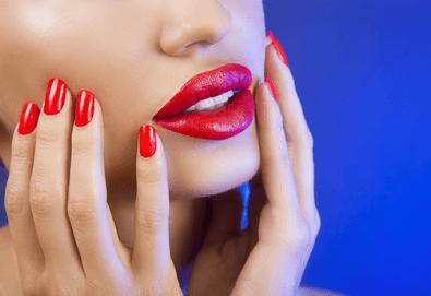Безиглено уголемяване и уплътняване на устни чрез влагане на хиалурон с ултразвук в NSB Beauty Center! - Снимка