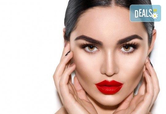 Блестящ поглед! Поставяне на диамантени мигли със смола технология косъм по косъм в NSB Beauty Center! - Снимка 2