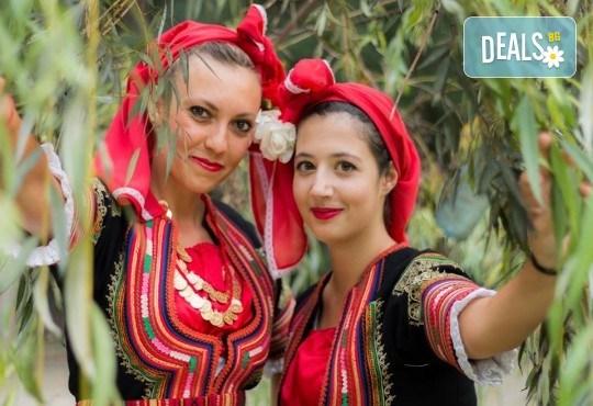 Запознайте се с автентичния български фолклор! 5 посещения на народни танци в клуб за народни танци Хороводец! - Снимка 3