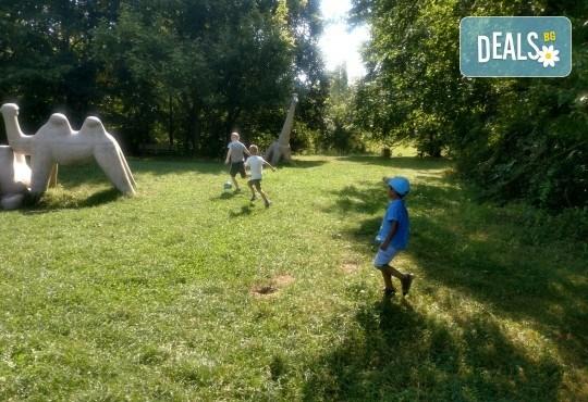 Седмичен целодневен престой за деца от 2 до 6г. с много игри и уроци по английски език в частна детска градина В парка! - Снимка 3