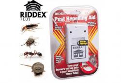 Вземете Riddex plus - сигурна защита от мишки, плъхове, хлебарки, бълхи и мравки, от Магнифико! - Снимка