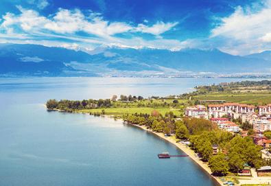 Уикенд екскурзия през октомври до Охрид и Скопие, Македония! 1 нощувка със закуска в Hotel Villa Classic, транспорт, екскурзовод и програма в Охрид и Скопие - Снимка