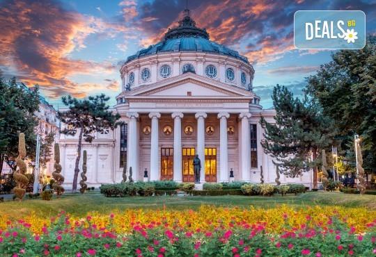 Октомври до Синая и Букурещ: 2 нощувки и закуски, транспорт и посещение на Пелеш