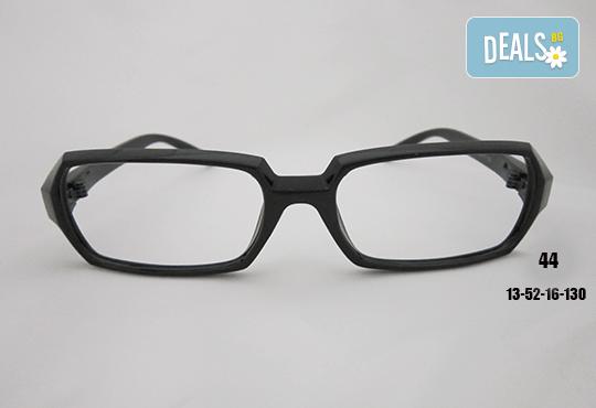 Очила с антирефлексно, хидрофобно и антистатично покритие, с диоптер или без, рамка и стъкла по избор от Vision Class Optic! - Снимка 45