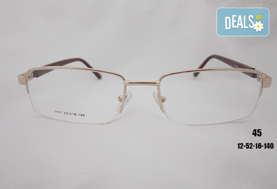Очила с антирефлексно, хидрофобно и антистатично покритие, с диоптер или без, рамка и стъкла по избор от Vision Class Optic! - Снимка 46
