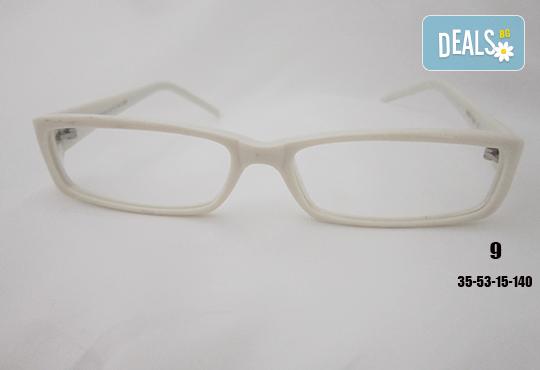 Очила с антирефлексно, хидрофобно и антистатично покритие, с диоптер или без, рамка и стъкла по избор от Vision Class Optic! - Снимка 10