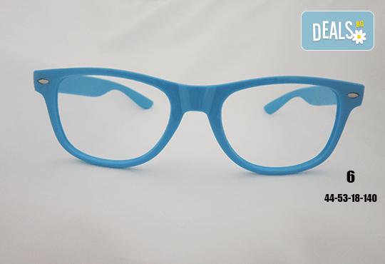 Очила с антирефлексно, хидрофобно и антистатично покритие, с диоптер или без, рамка и стъкла по избор от Vision Class Optic! - Снимка 7