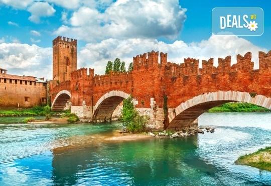 Екскурзия до Загреб, Верона и Венеция! 3 нощувки със закуски, хотел 2/3*, транспорт, програма в Загреб и Падуа, възможност за посещение на Милано и Лаго ди Гарда - Снимка 7