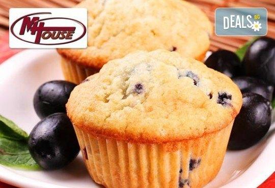 Сладко изкушение от Muffin House! 50 или 100 броя мини мъфин - микс от видове с превъзходен вкус - Снимка 7
