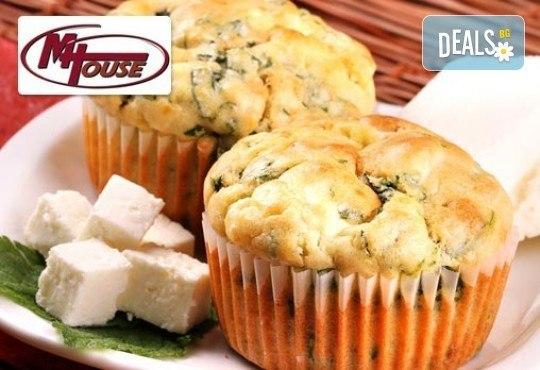 Сладко изкушение от Muffin House! 50 или 100 броя мини мъфин - микс от видове с превъзходен вкус - Снимка 8