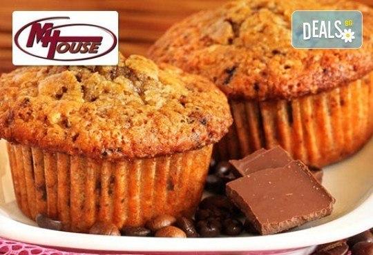 Сладко изкушение от Muffin House! 50 или 100 броя мини мъфин - микс от видове с превъзходен вкус - Снимка 5