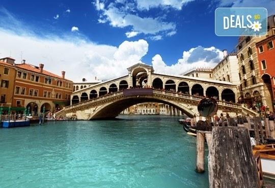 Самолетна екскурзия до Венеция със Z Tour! 3 нощувки със закуски в хотел 2*, билет, летищни такси и трансфери! - Снимка 1