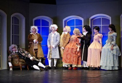 Гледайте комедията Скъперникът от Молиер на 20-ти октомври (събота) в Малък градски театър Зад канала! - Снимка