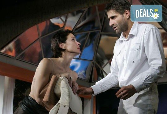 Вечер на смеха с Канкун от Ж. Галсеран на 30-ти октомври (вторник) в Малък градски театър Зад канала! - Снимка 2